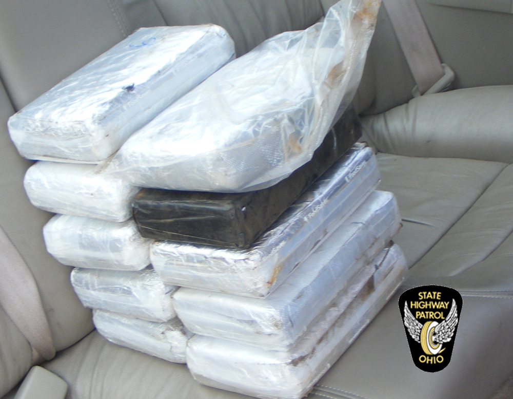 Patrol Seizes 10 Kilos Of Cocaine Valued At 1 Million
